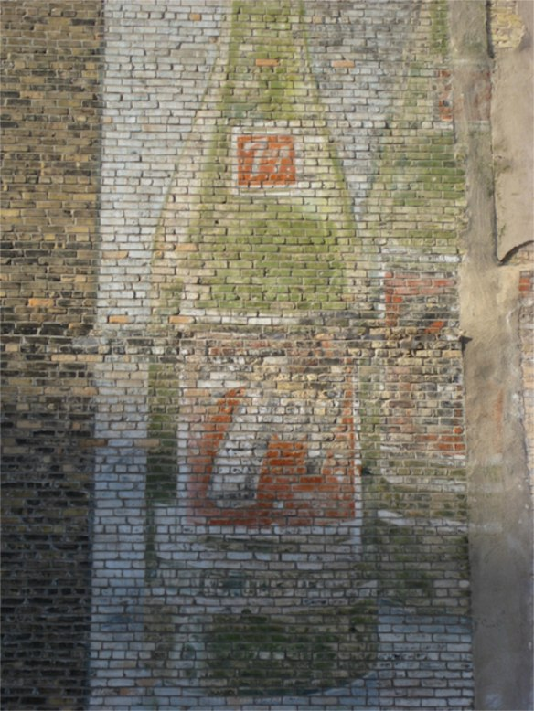 Downtown Minneapolis 7up Ghost Sign
